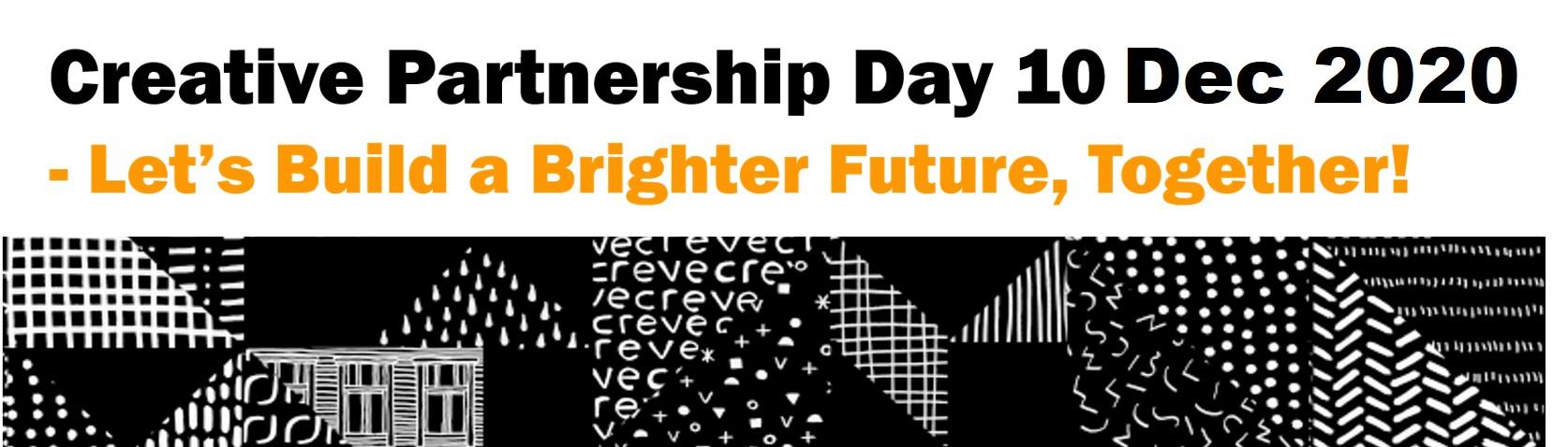Kuvituskuva: Creative Partnership Day 10 Dec 2020